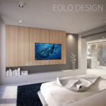 Eolo Design Penthouse Master Bathroom 2